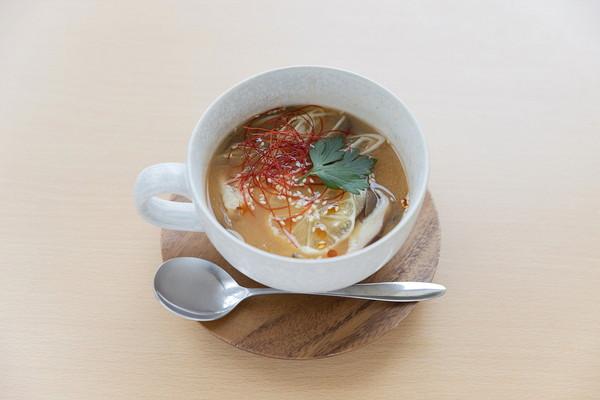 季節のスープ ¥385